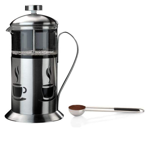 BergHOFF Studio 2.5-Cup Stainless Steel Coffee Press 2212053