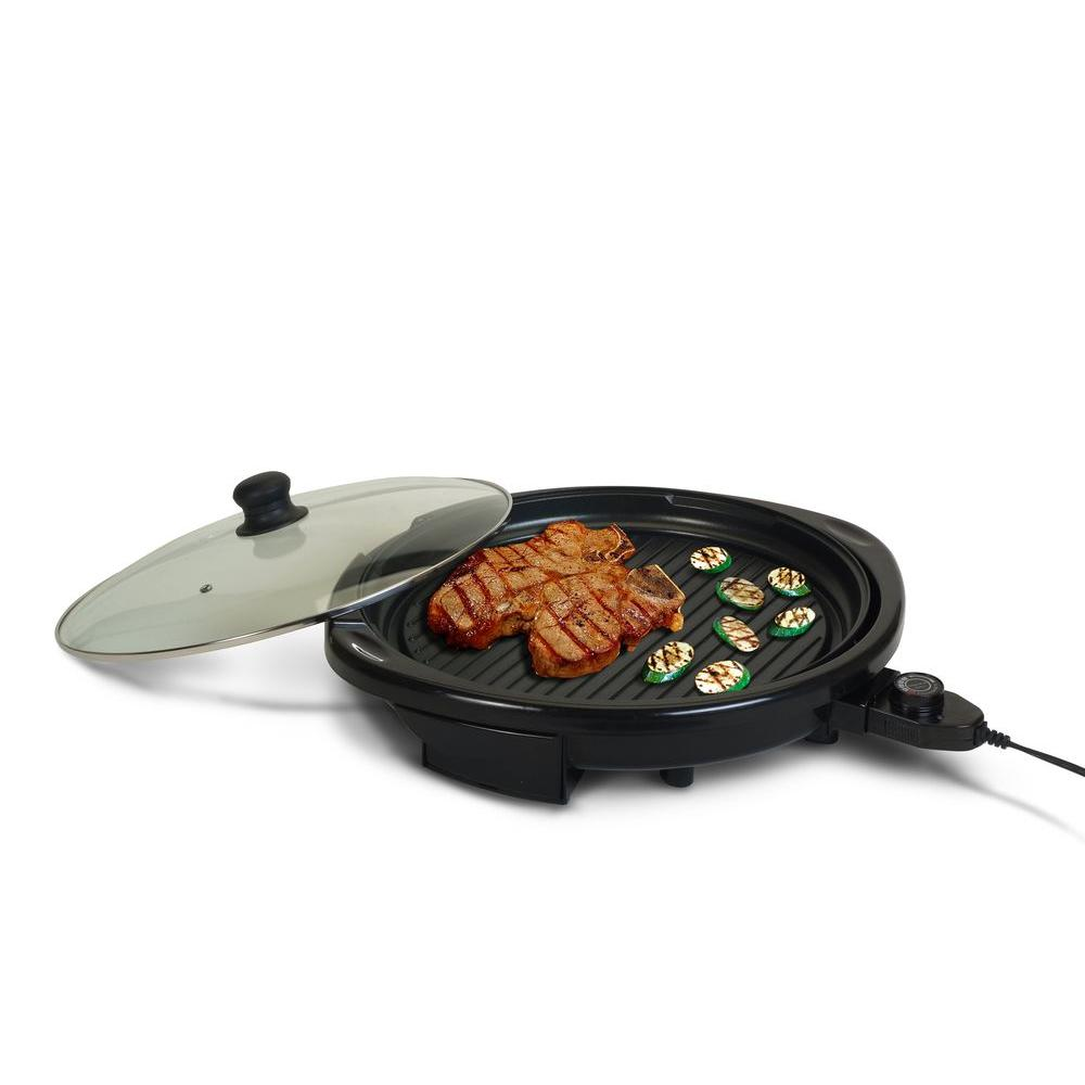 Elite Gourmet Indoor Grill-EMG-980B - The Home Depot
