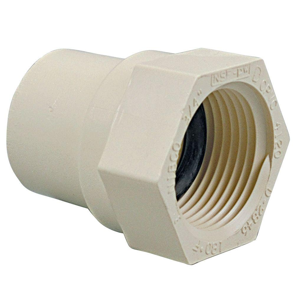 Everbilt in cpvc cts slip fpt female adapter c