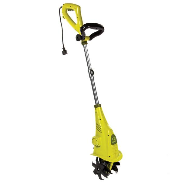 6.3 in. 2.5 Amp Electric Garden Cultivator