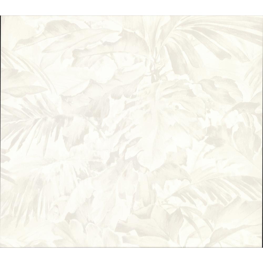 Boyce Ivory Botanical Wallpaper