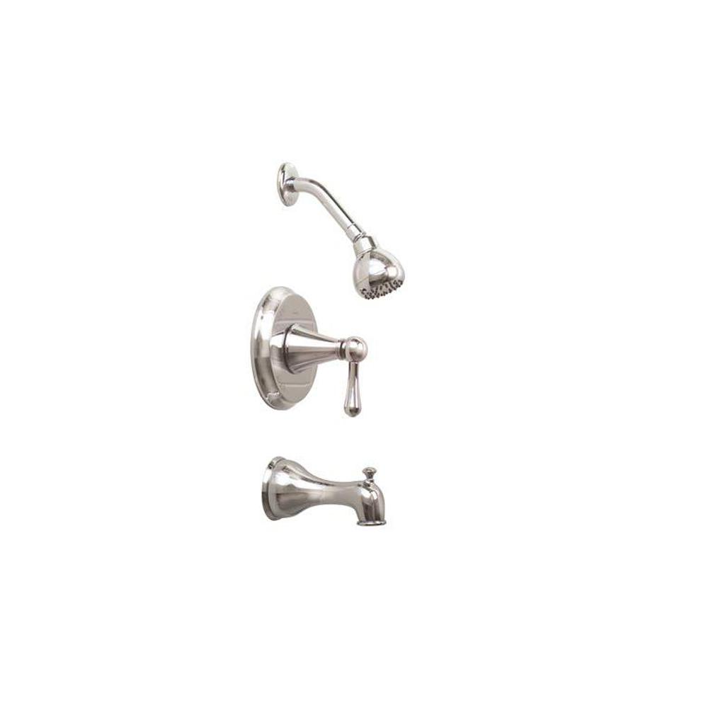Nice Premier Sonoma Single Handle 1 Spray Tub And Shower Faucet In Chrome