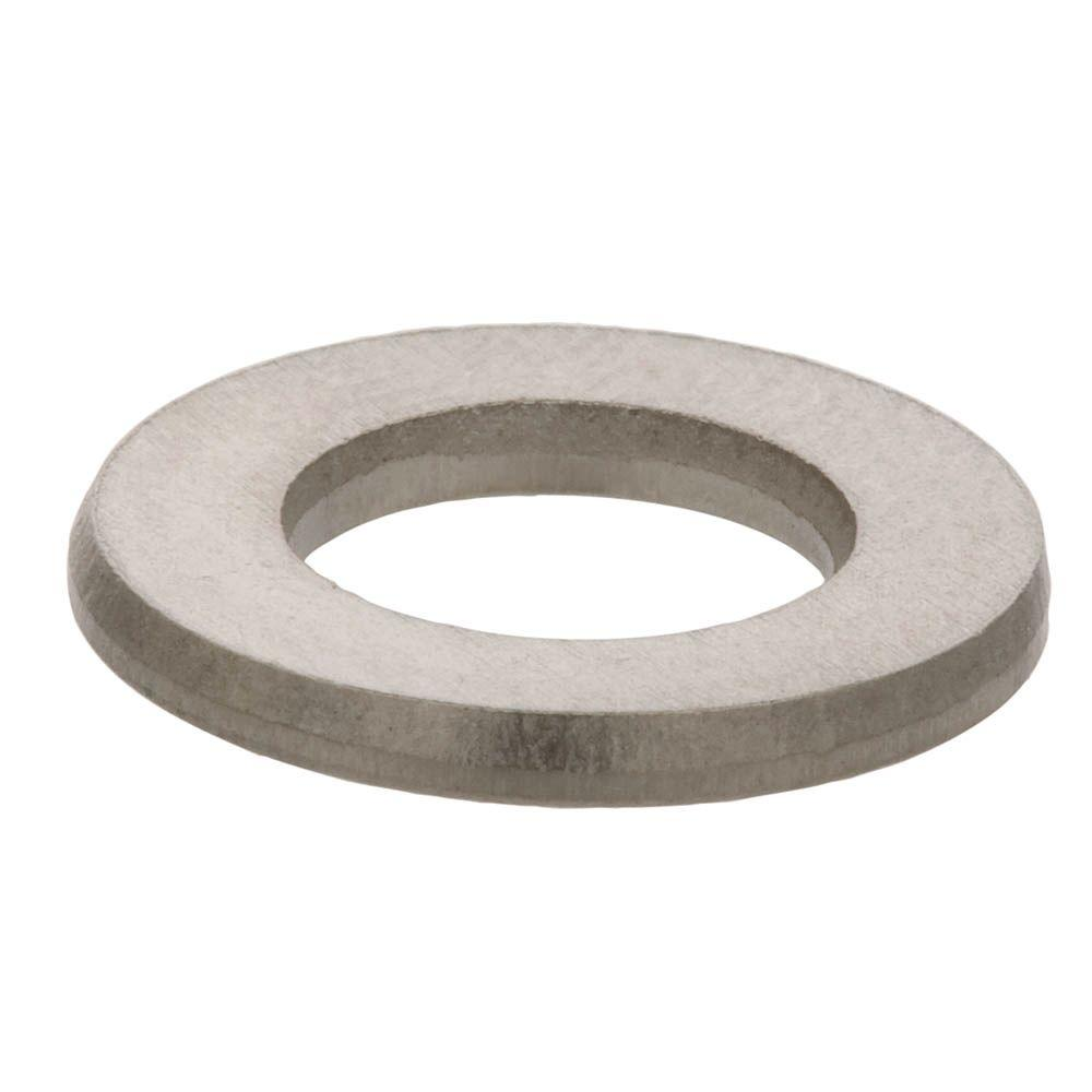 5 mm Stainless-Steel Flat Washer (4-Pieces)