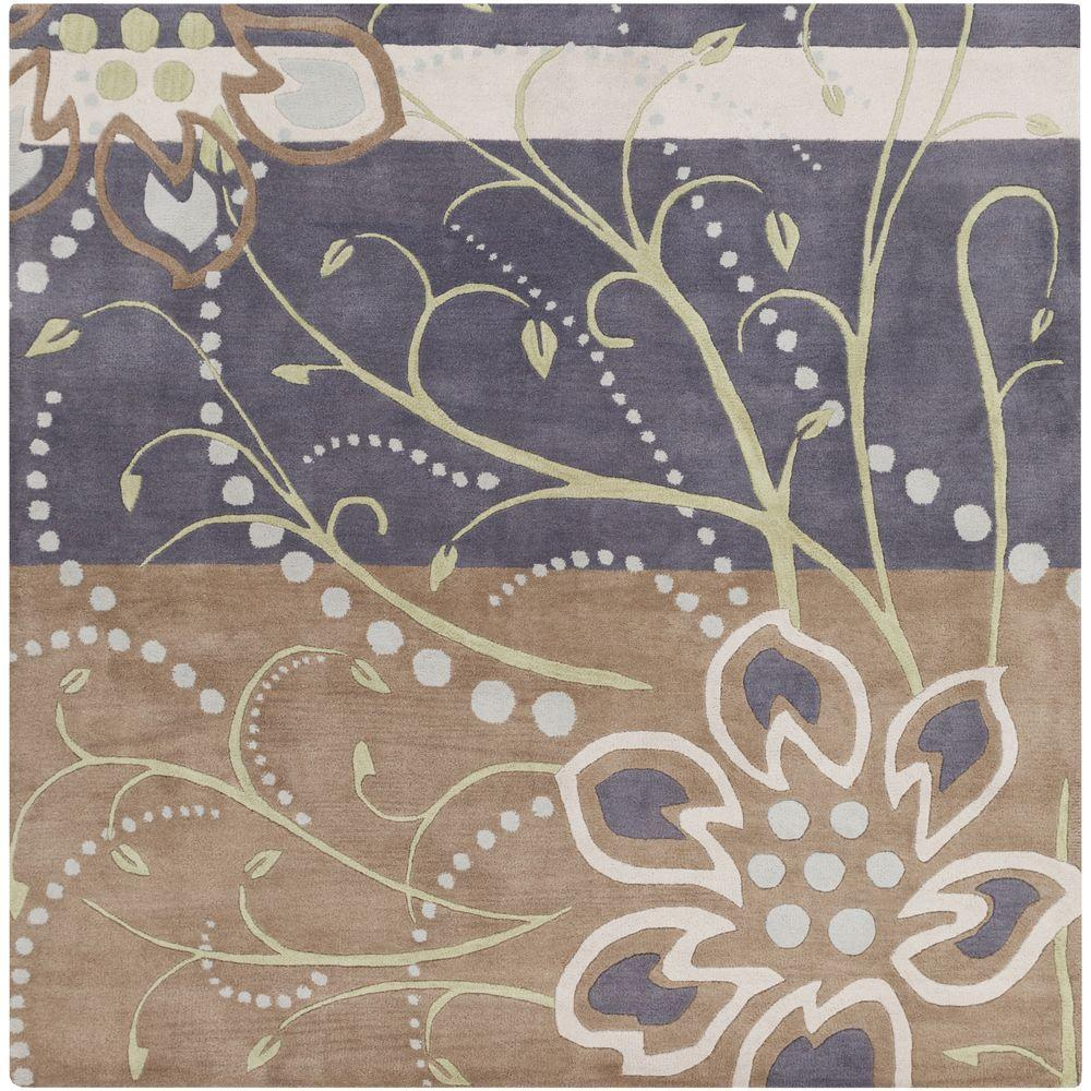 Home Decorators Collection Ethereal Taupe 8 Ft X 8 Ft