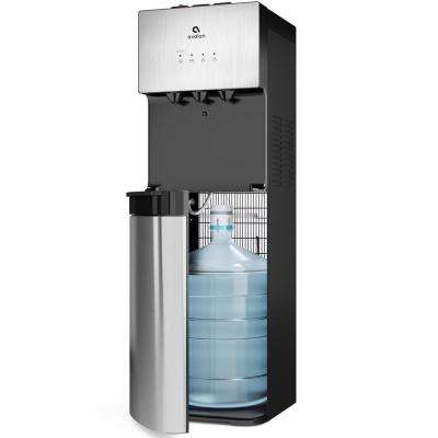 Self Cleaning Bottom Loading Water Cooler Water Dispenser - 3 Temperature Settings, UL/Energy Star Approved