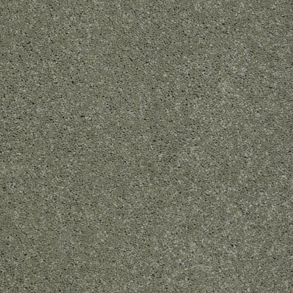 Martha Stewart Living Elmsworth - Color Pumpkin Seed 6 in. x 9 in. Take Home Carpet Sample