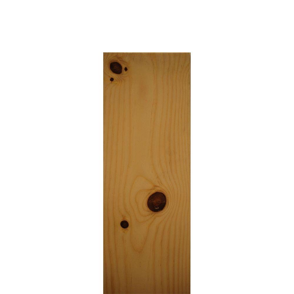 1 In X 4 In X 10 Ft Common Board 914703 The Home Depot