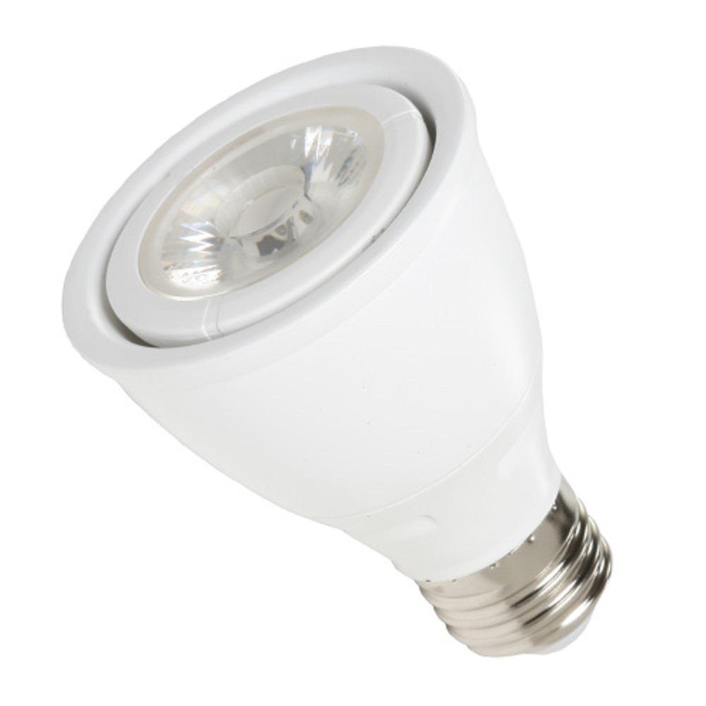 75-Watt Equivalent 10-Watt PAR30L Long Neck Dimmable LED Narrow Flood White Warm White 2700K Light Bulb 82019