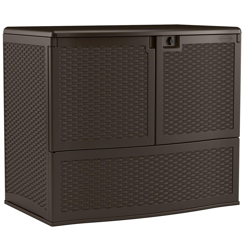 Uncategorized Backyard Storage Containers deck boxes sheds garages outdoor storage the home depot backyard oasis vertical box