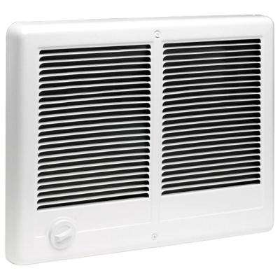 Com-Pak Twin Replacement Grille Kit in White