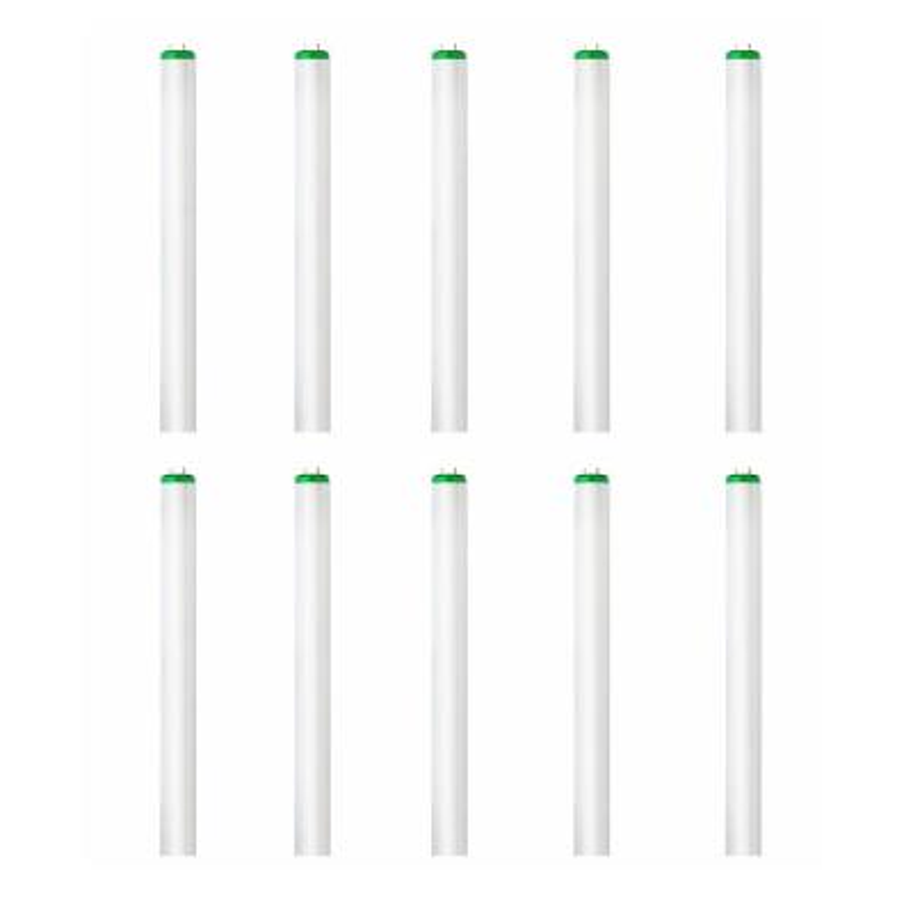 40-Watt 4 ft. ALTO Supreme Linear T12 Fluorescent Tube Light Bulb, Cool White (4100K) (10-Pack)