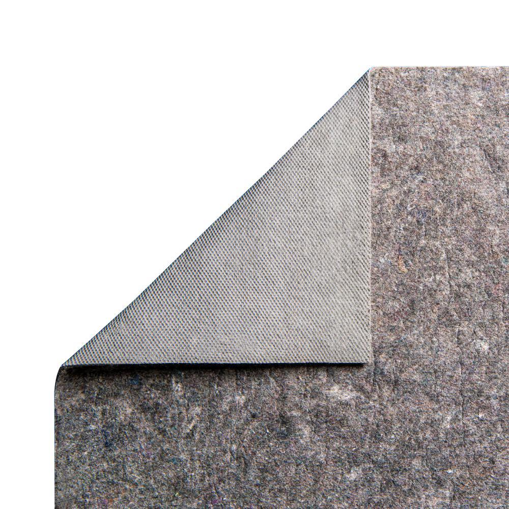 Uni-Luxe 6 ft. x 6 ft. Square Anti-Slip Rug Pad