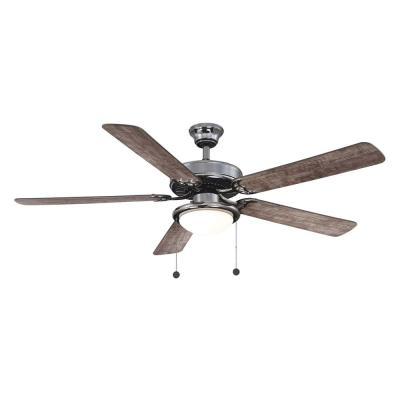 Trice 56 in. LED Gunmetal Ceiling Fan