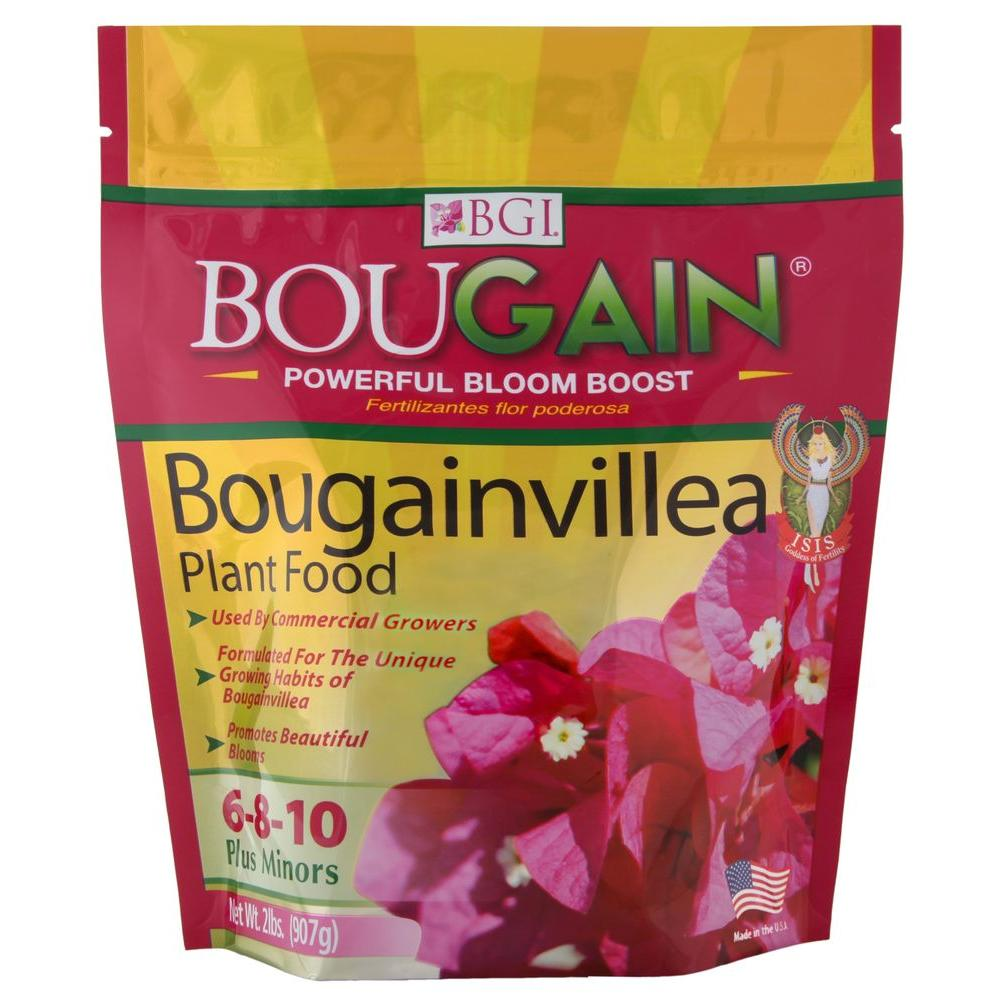 BGI 2 lb. Bougainvillea Fertilizer (Pack of 2)
