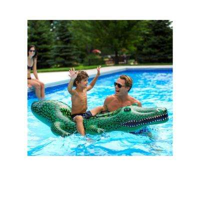 Crazy Croc Ride-On