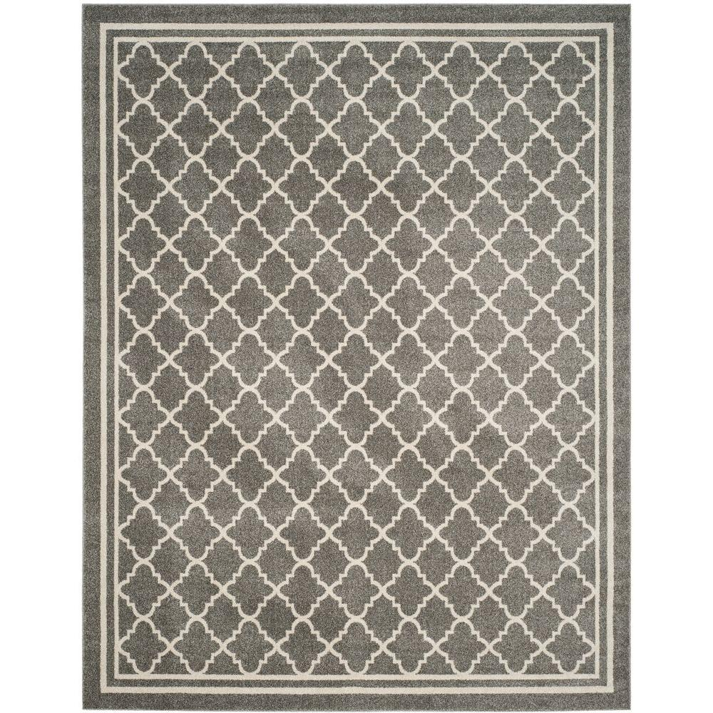 Safavieh Amherst Dark Gray Beige 10 Ft X 14 Ft Indoor