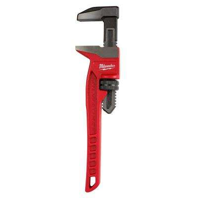 12 in. Smooth Jaw Pipe Wrench