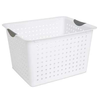 25.2 Qt. Deep Ultra Storage Bin