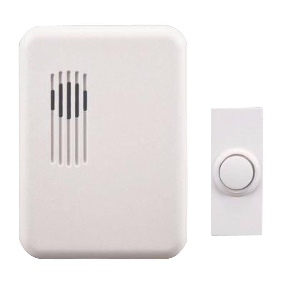 Heath Zenith Wireless Plug In Door Chime Kit