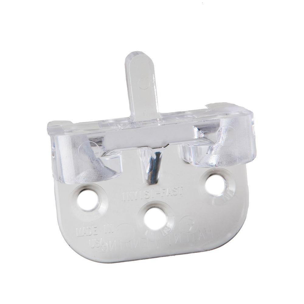 null 1/4 in. Spacer Kit Original Hidden Deck Fastener with Ceramic Coated Screws (500-Piece)