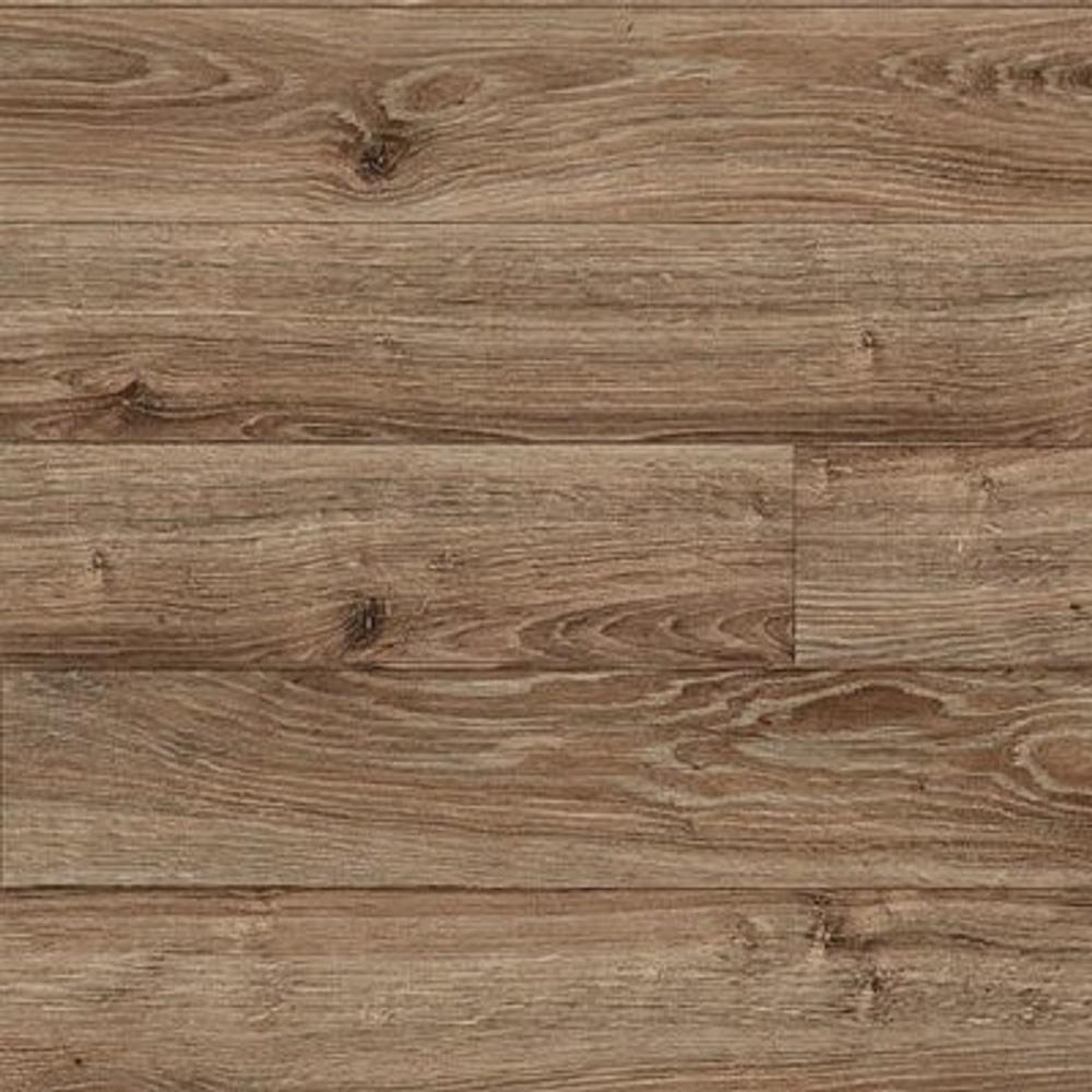 Beautiful Dixon Run Weathered Oak 8 mm Thick x 4.96 in. Wide x 50.79 in  OY09