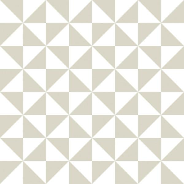 NuWallpaper Neutral Facets Peel and Stick Wallpaper