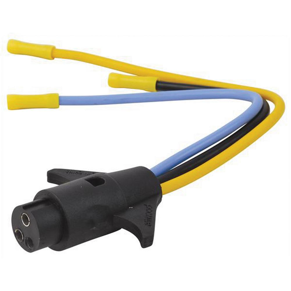 12 24 trolling motor wiring diagram attwood trolling motor connectors male  3 wire  10 gauge  12 volt  attwood trolling motor connectors male