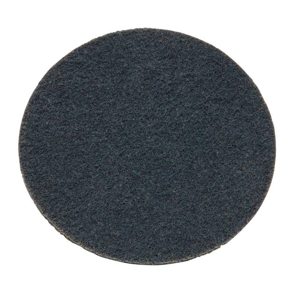 Milwaukee 4-1/2 in. Fine Grit Surface Disc (3 Per Pack)