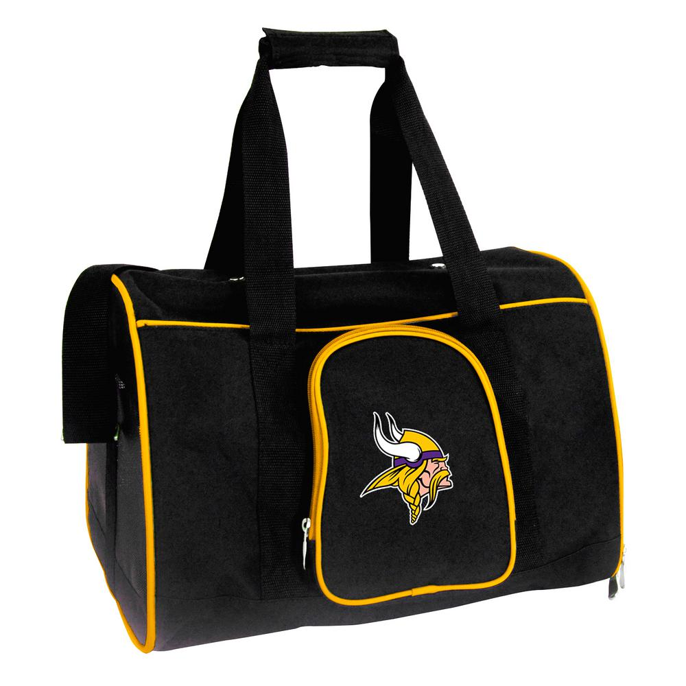 NFL Minnesota Vikings Pet Carrier Premium 16