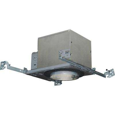 Contractor Select 4 in. New Construction IC Rated T24 Recessed Housing with Quick Connect