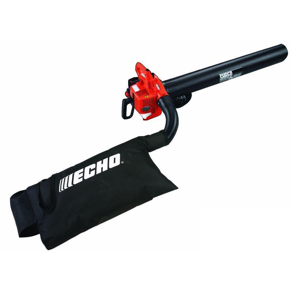 140 MPH 305 CFM 21.2cc Gas 2-Stroke Cycle Leaf Blower Vacuum