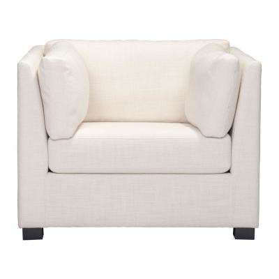 Hayden Beige Arm Chair