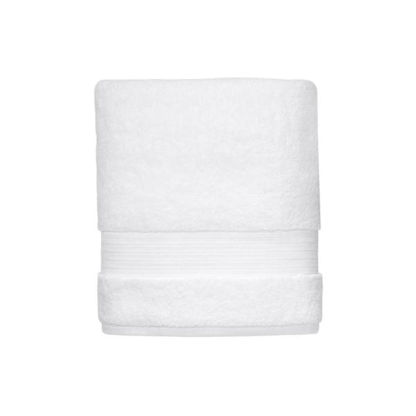 Egyptian Cotton Bath Sheet in White