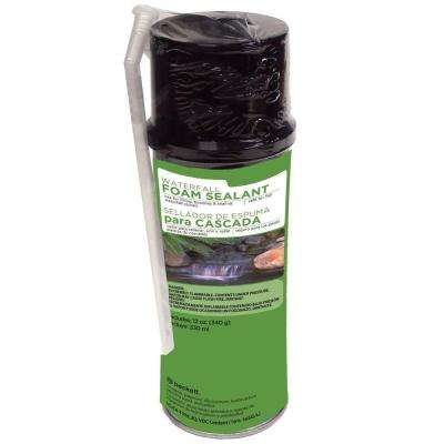 12 oz. Waterfall Foam Sealant