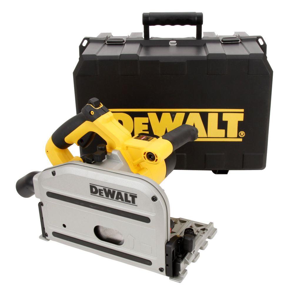 DEWALT 12 Amp 6-1/2 in. (165mm) Track Saw Kit