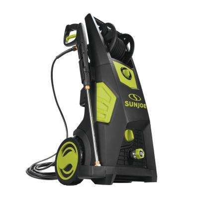 2300 PSI 1.48 GPM Brushless Induction Electric Pressure Washer with Hose Reel