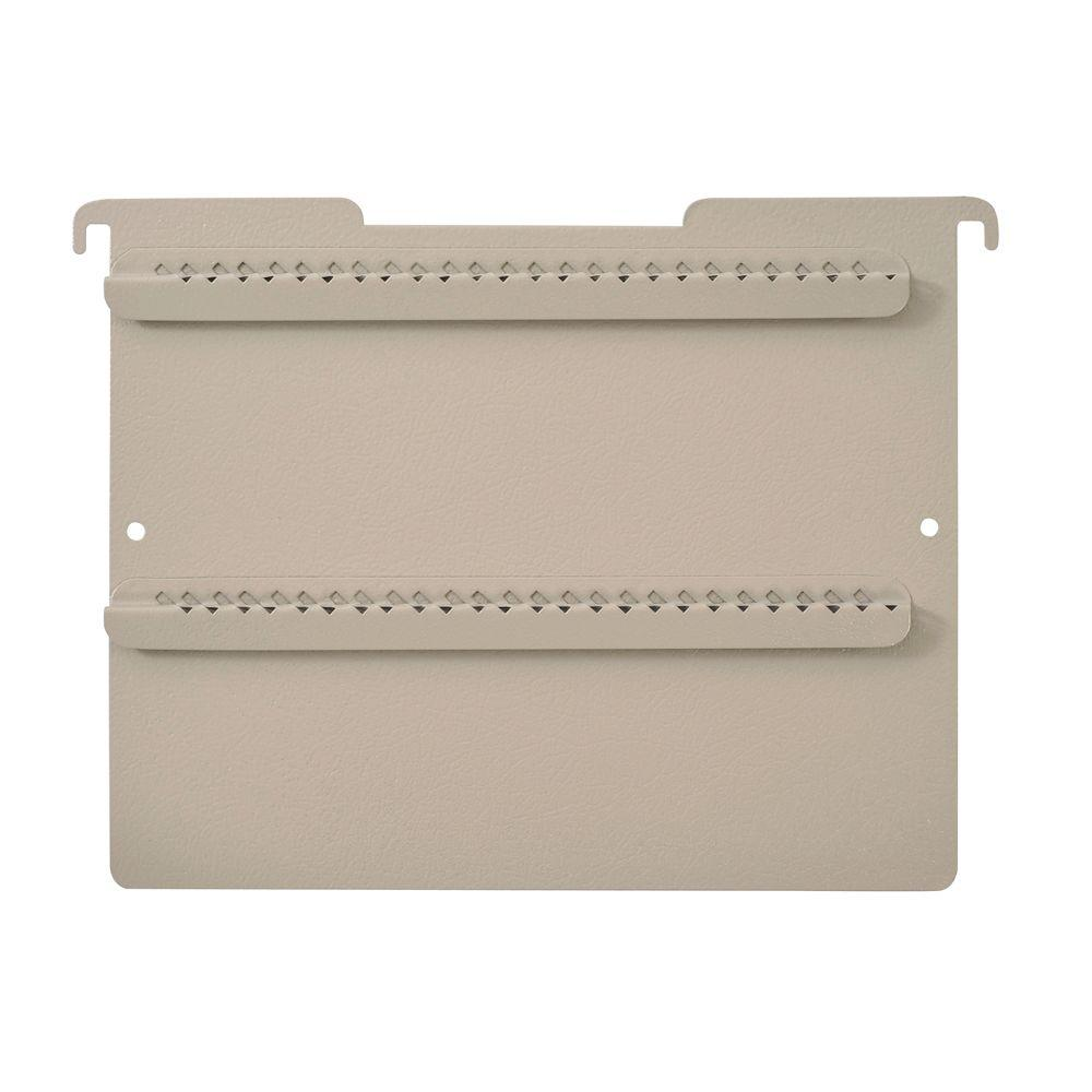 Buddy Products Hanging File Key Caddy  sc 1 st  The Home Depot & Buddy Products Hanging File Key Caddy-1250-6 - The Home Depot