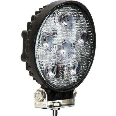 4.6 in. Clear Round Flood Light