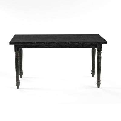 Beyer Weathered Gray Dining Table