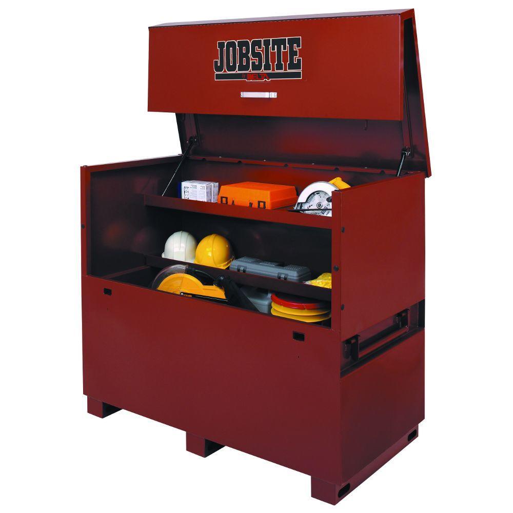 60 in. Heavy-Duty Steel Piano Box