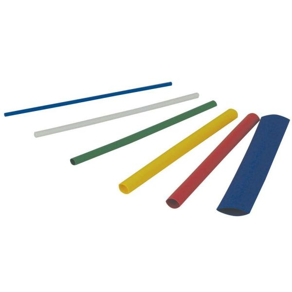 Heat-Shrink Tubing Assortment (160-Piece)