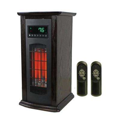 LifePro 1,500-Watt Portable Infrared Quartz Tower Heater
