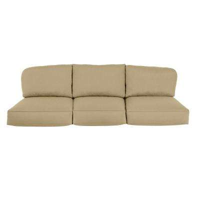 Northshore Replacement Outdoor Sofa Cushion in Meadow