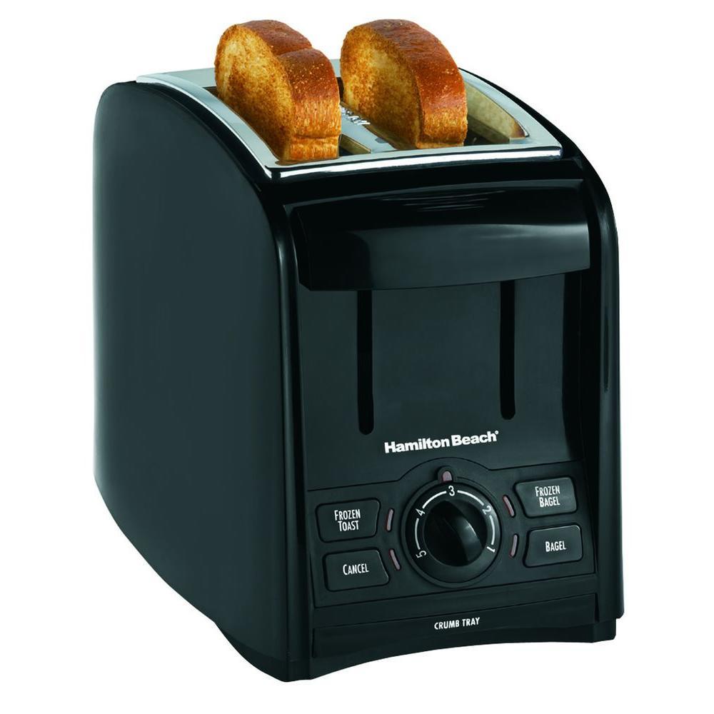 Hamilton Beach SmartToast 2-Slice Toaster-DISCONTINUED