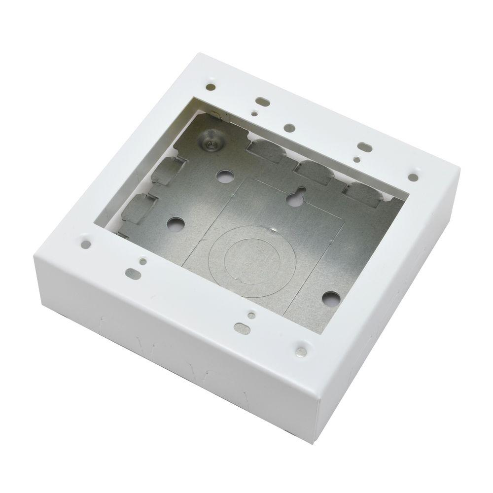 Legrand Wiremold 500 and 700 Series 1-Gang Surface Raceway Device ...