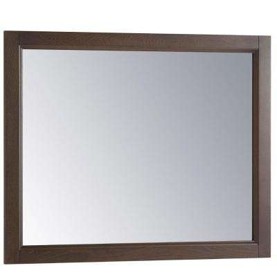Claxby 31 in. W x 26 in. H Wall Mirror in Flagstone