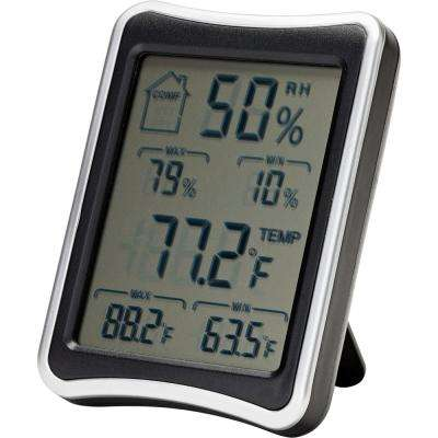 Hygrometer Digital Temperature and Humidity