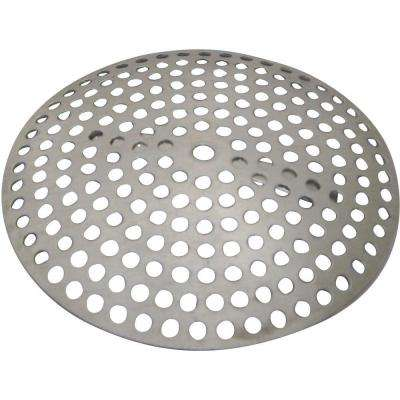 Metal Clip Style Shower Drain Cover