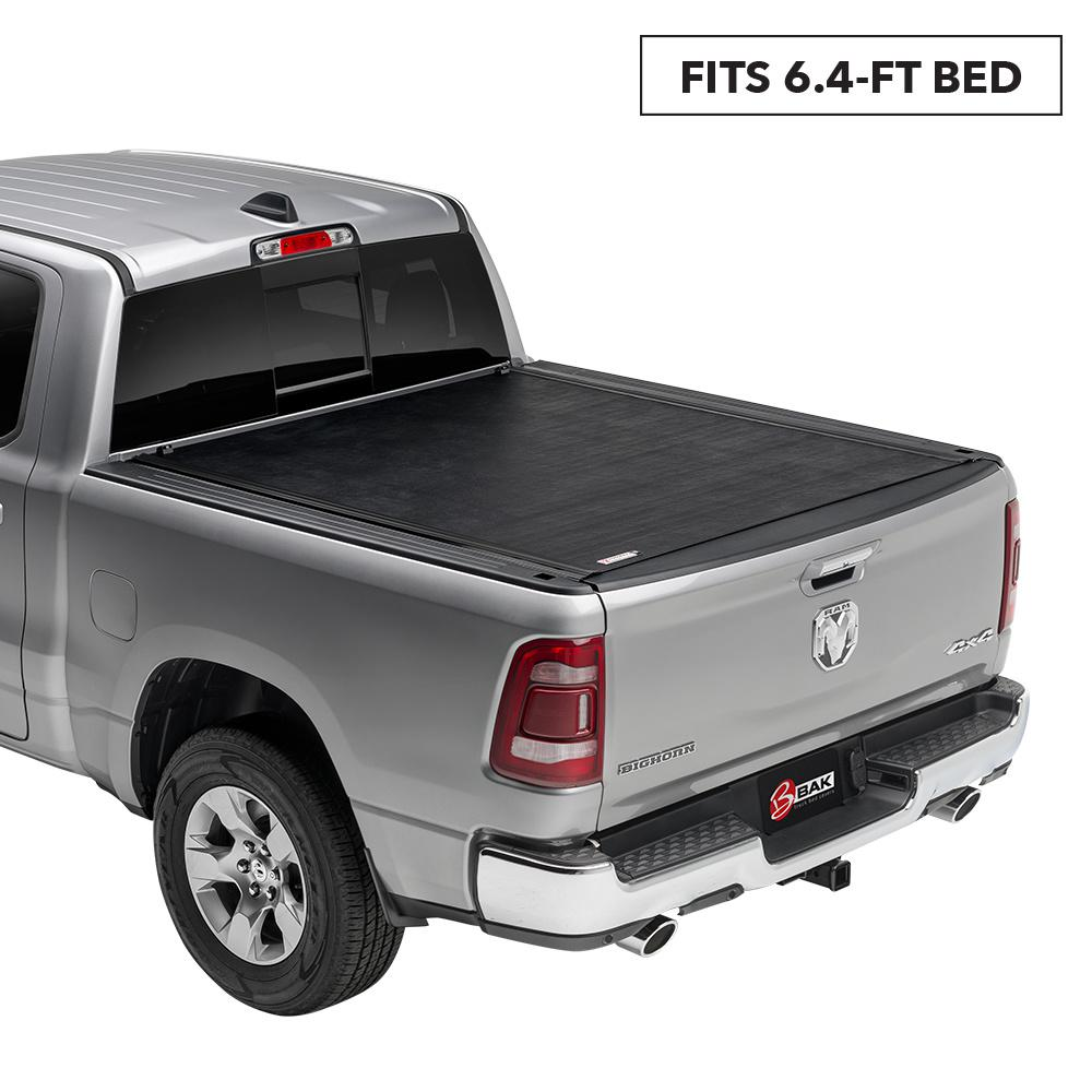 Bak Industries Revolver X2 Tonneau Cover For 02 08 Ram 1500 03 09 2500 3500 6 Ft 4 In Bed 39203 The Home Depot