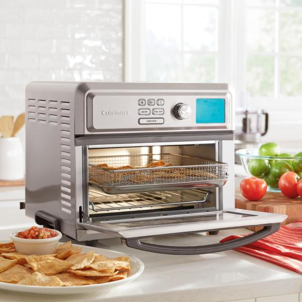 Cuisinart Air Fryer Toaster Oven Toa 65 The Home Depot